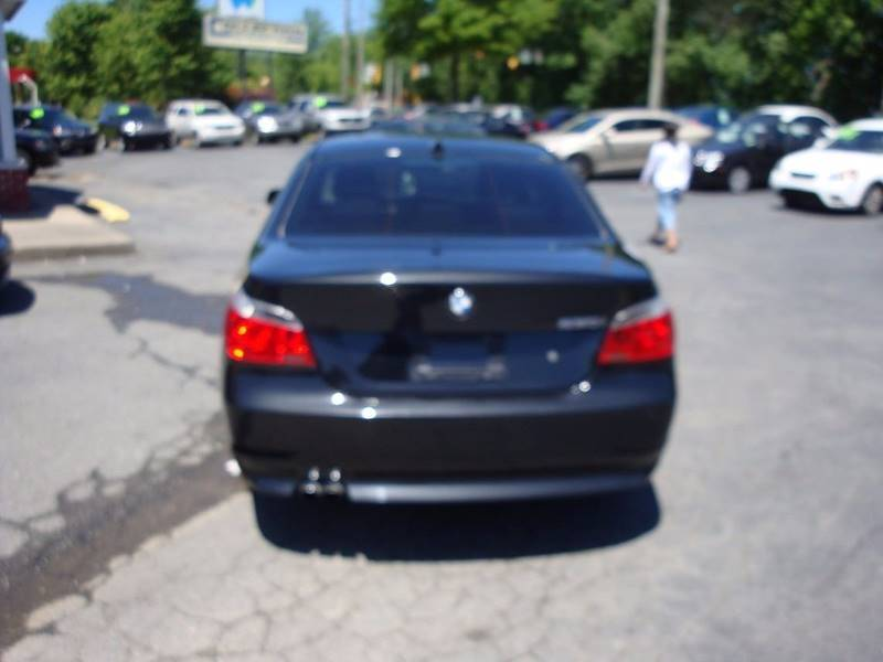 2006 BMW 5 Series for sale at Collection Auto Import in Charlotte NC