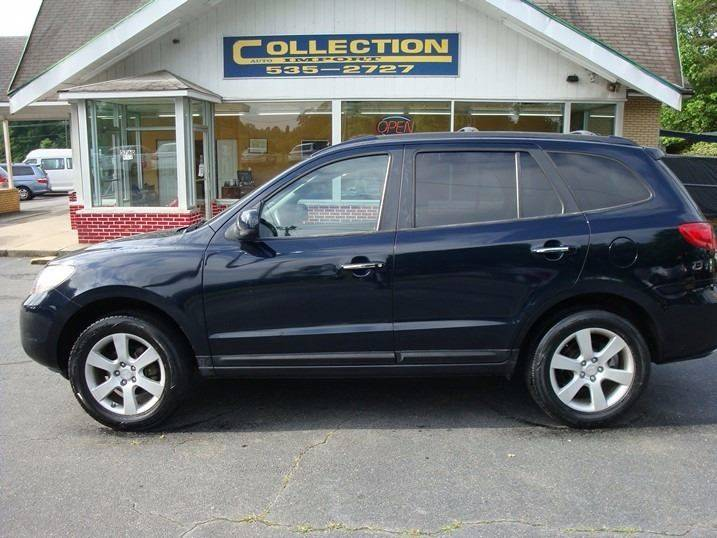 2007 Hyundai Santa Fe for sale at Collection Auto Import in Charlotte NC