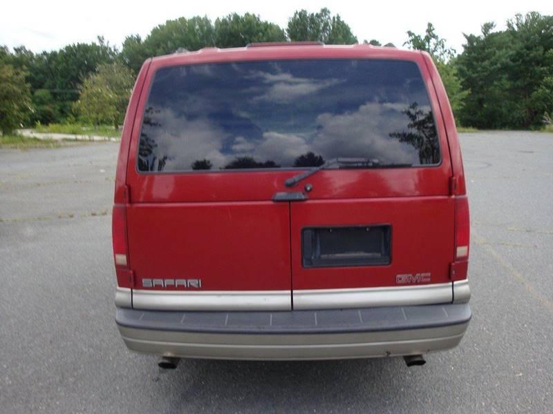 2002 GMC Safari for sale at Collection Auto Import in Charlotte NC