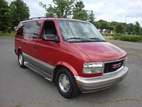 2002 GMC Safari for sale in Charlotte, NC