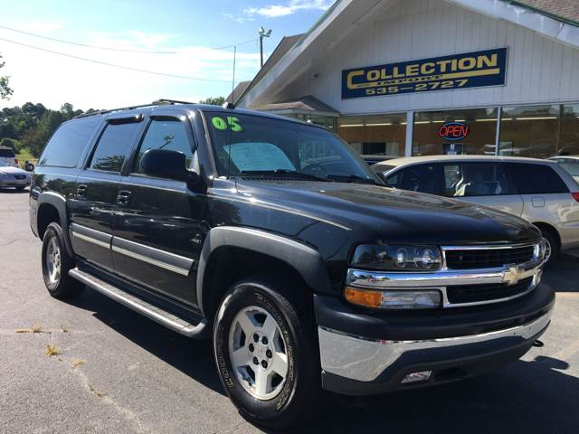 2005 Chevrolet Suburban for sale at Collection Auto Import in Charlotte NC