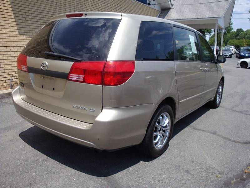 2004 Toyota Sienna for sale at Collection Auto Import in Charlotte NC