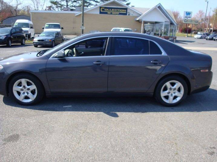 2010 Chevrolet Malibu for sale at Collection Auto Import in Charlotte NC