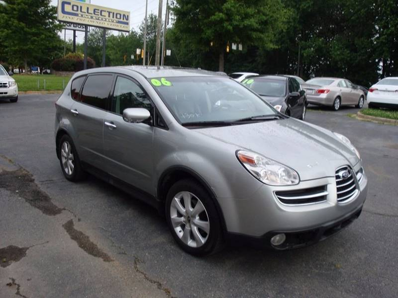 2006 Subaru B9 Tribeca for sale at Collection Auto Import in Charlotte NC