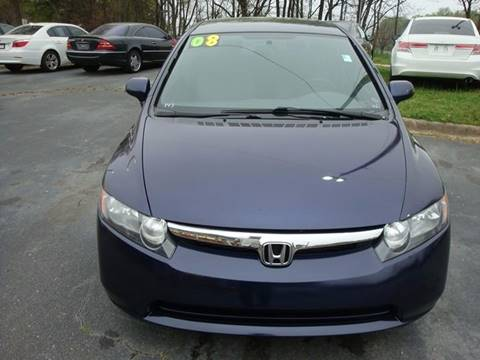 2008 Honda Civic for sale at Collection Auto Import in Charlotte NC