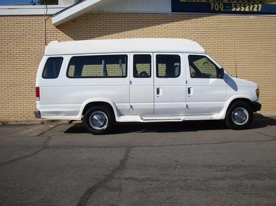 2000 Ford E-250 for sale at Collection Auto Import in Charlotte NC