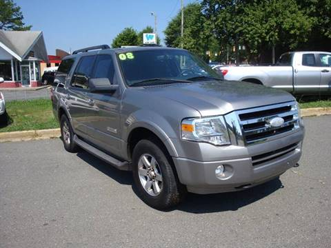 2008 Ford Expedition for sale at Collection Auto Import in Charlotte NC