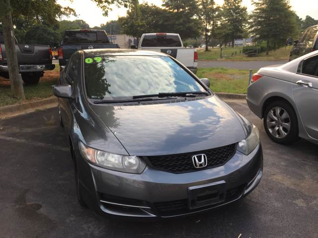 2009 Honda Civic for sale at Collection Auto Import in Charlotte NC