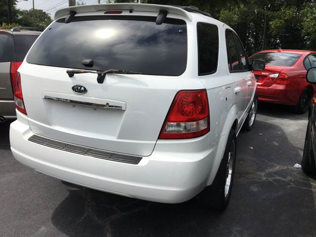 2006 Kia Sorento for sale at Collection Auto Import in Charlotte NC