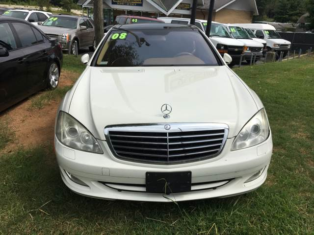 2008 Mercedes-Benz S-Class for sale at Collection Auto Import in Charlotte NC
