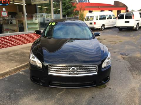 2010 Nissan Maxima for sale at Collection Auto Import in Charlotte NC
