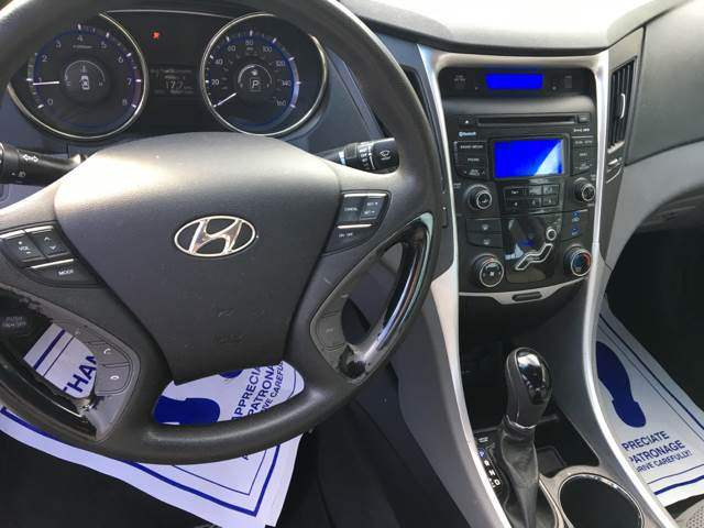 2013 Hyundai Sonata for sale at Collection Auto Import in Charlotte NC