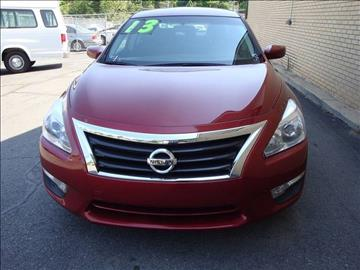 2013 Nissan Altima for sale at Collection Auto Import in Charlotte NC
