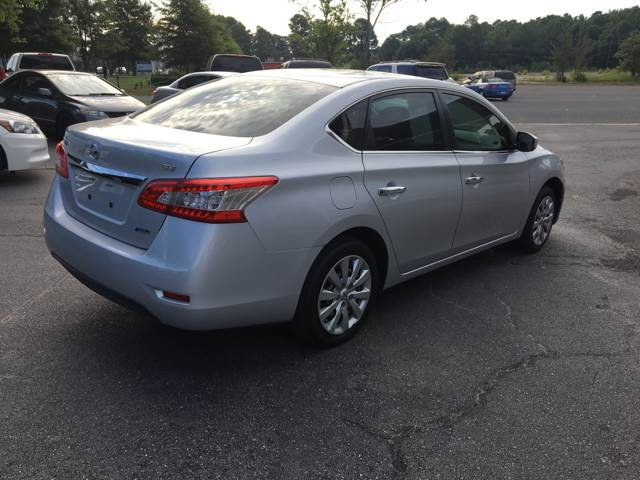 2014 Nissan Sentra for sale at Collection Auto Import in Charlotte NC