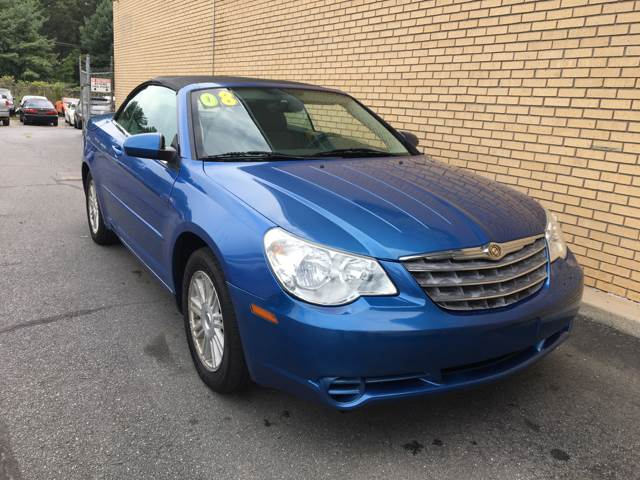 2008 Chrysler Sebring for sale at Collection Auto Import in Charlotte NC