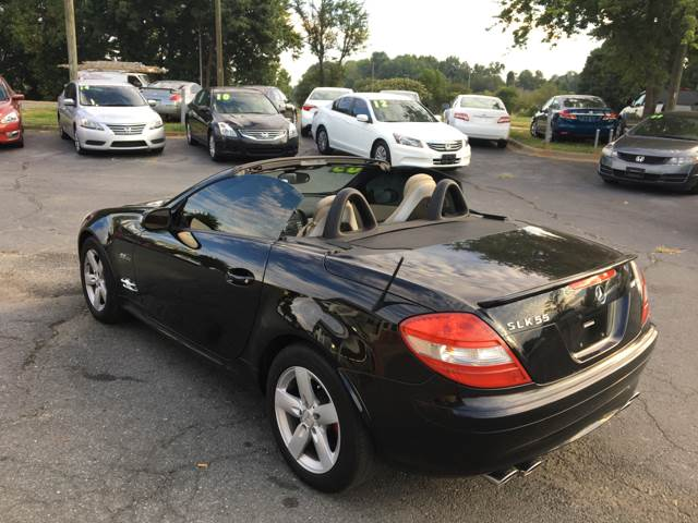 2006 Mercedes-Benz SLK for sale at Collection Auto Import in Charlotte NC