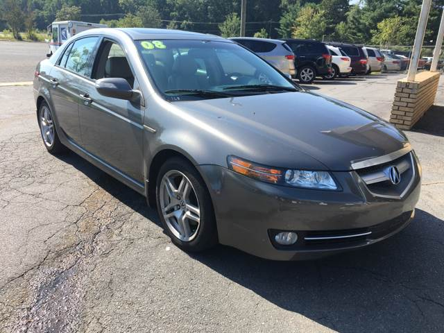 2008 Acura TL for sale at Collection Auto Import in Charlotte NC