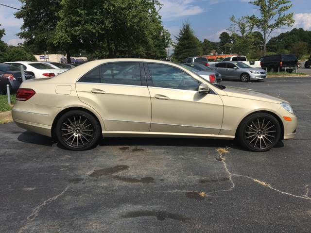 2010 Mercedes-Benz E-Class for sale at Collection Auto Import in Charlotte NC
