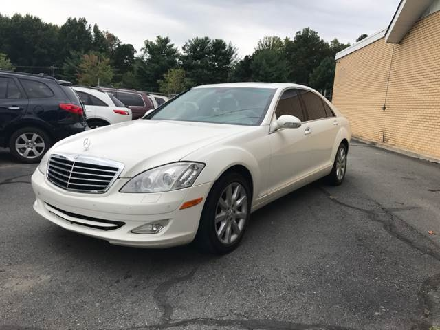 2007 Mercedes-Benz S-Class for sale at Collection Auto Import in Charlotte NC
