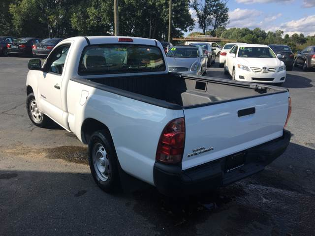 2008 Toyota Tacoma for sale at Collection Auto Import in Charlotte NC