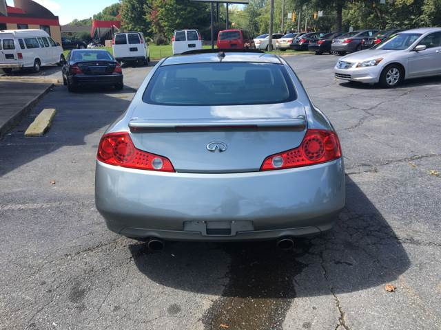 2004 Infiniti G35 for sale at Collection Auto Import in Charlotte NC