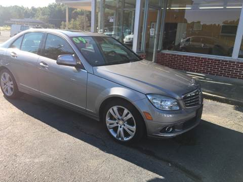 2009 Mercedes-Benz C-Class for sale at Collection Auto Import in Charlotte NC