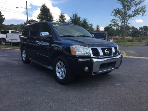 2004 Nissan Armada for sale at Collection Auto Import in Charlotte NC