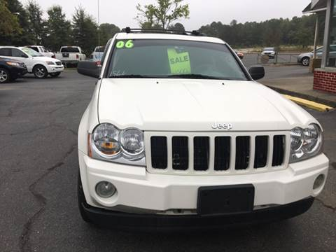 2006 Jeep Grand Cherokee for sale at Collection Auto Import in Charlotte NC