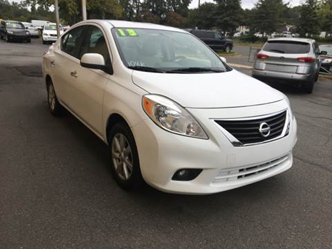 2013 Nissan Versa for sale at Collection Auto Import in Charlotte NC