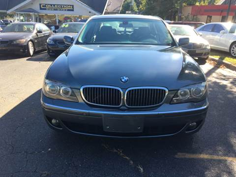 2006 BMW 7 Series for sale in Charlotte, NC