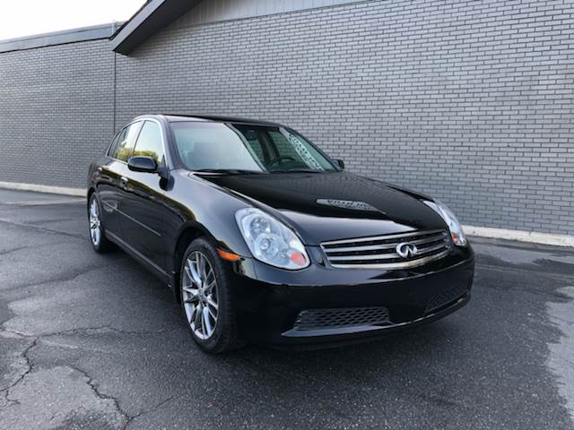 2006 Infiniti G35 In Charlotte NC - Collection Auto Import