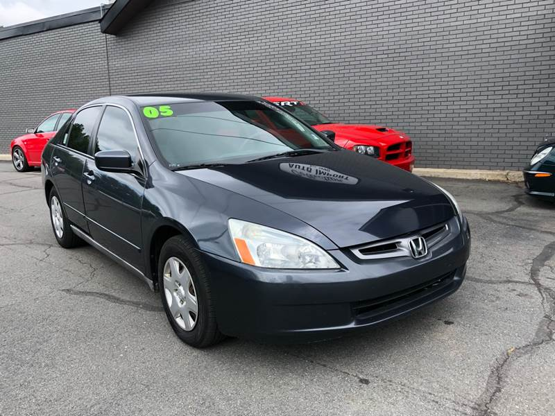 2005 Honda Accord For Sale At Collection Auto Import In Charlotte NC