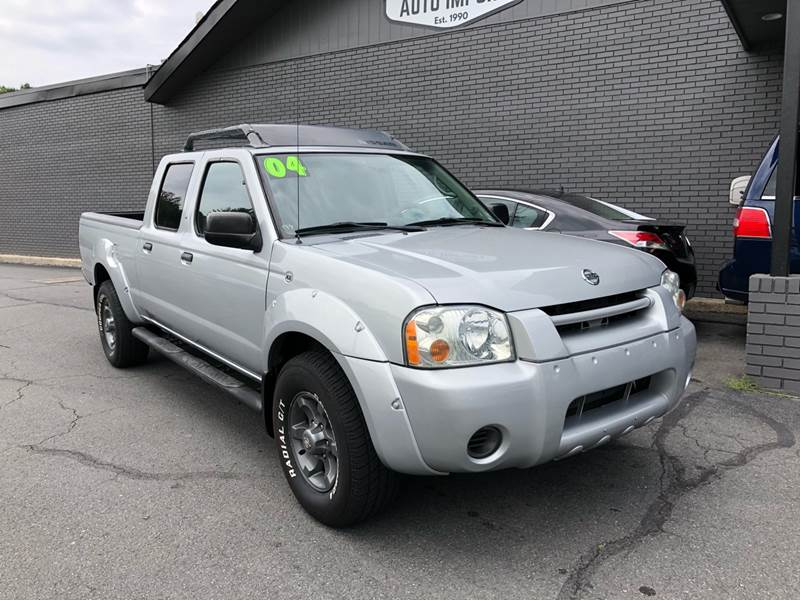 2004 Nissan Frontier For Sale At Collection Auto Import In Charlotte NC