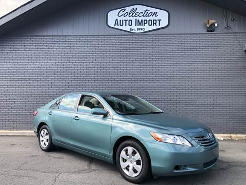 2007 Toyota Camry for sale at Collection Auto Import in Charlotte NC