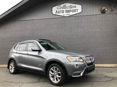2013 BMW X3 for sale at Collection Auto Import in Charlotte NC