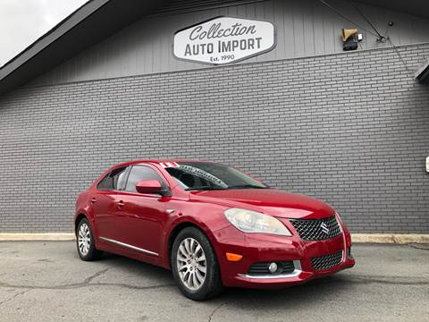 2013 Suzuki Kizashi for sale at Collection Auto Import in Charlotte NC