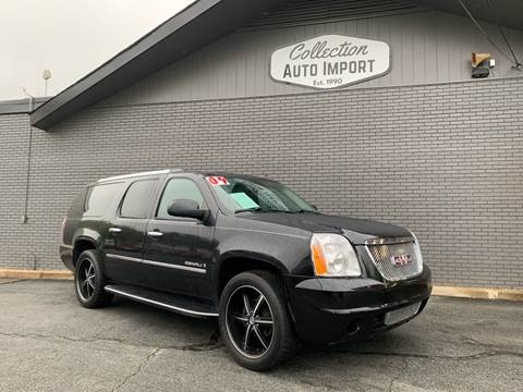 2009 GMC Yukon XL for sale at Collection Auto Import in Charlotte NC