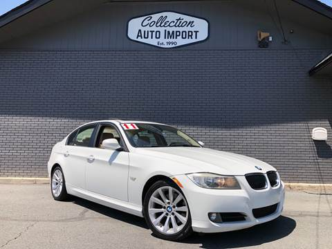 2011 BMW 3 Series for sale at Collection Auto Import in Charlotte NC