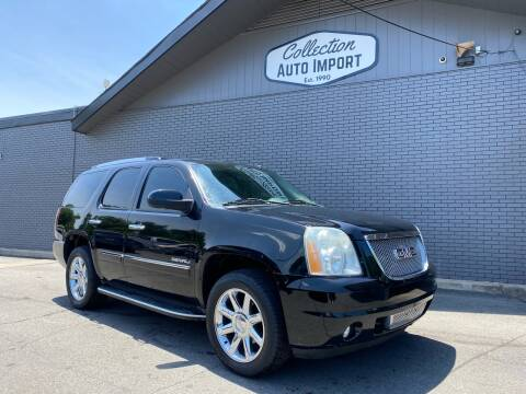 2010 GMC Yukon for sale at Collection Auto Import in Charlotte NC
