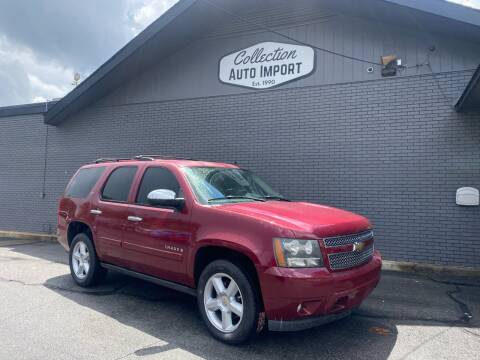 2007 Chevrolet Tahoe for sale at Collection Auto Import in Charlotte NC