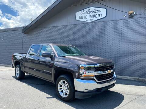 2016 Chevrolet Silverado 1500 for sale at Collection Auto Import in Charlotte NC
