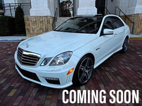 2011 Mercedes-Benz E-Class for sale at Collection Auto Import in Charlotte NC