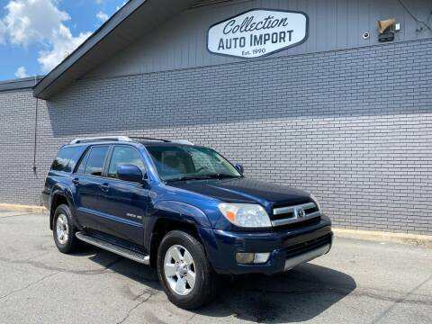 2003 Toyota 4Runner for sale at Collection Auto Import in Charlotte NC
