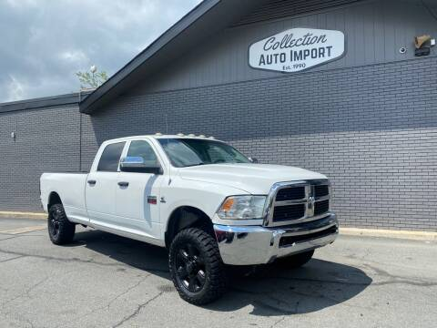 2012 RAM Ram Pickup 3500 for sale at Collection Auto Import in Charlotte NC