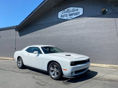 2015 Dodge Challenger for sale at Collection Auto Import in Charlotte NC