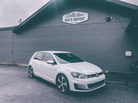 2017 Volkswagen Golf GTI for sale at Collection Auto Import in Charlotte NC
