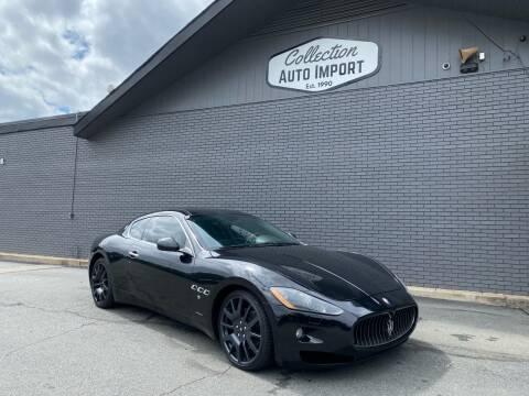 2008 Maserati GranTurismo for sale at Collection Auto Import in Charlotte NC