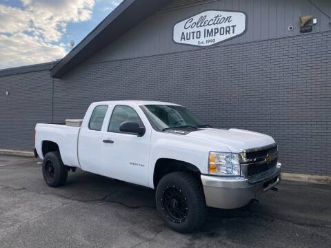 2012 Chevrolet Silverado 2500HD for sale at Collection Auto Import in Charlotte NC