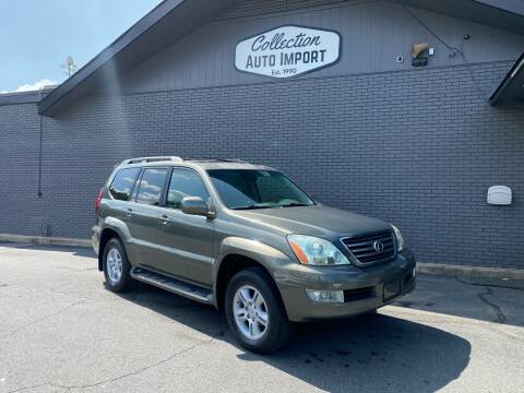 2006 Lexus GX 470 for sale at Collection Auto Import in Charlotte NC