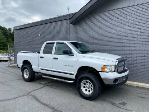 2002 Dodge Ram Pickup 1500 for sale at Collection Auto Import in Charlotte NC